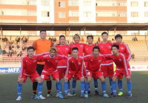 Goyo FC開幕戦