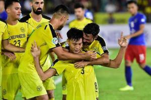 セレス AFC準決勝1