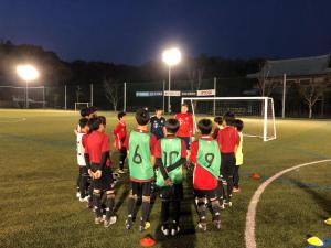 FC Bayern Tsuneishi Camp2