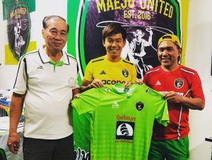Chikara Tashiro Maejo United